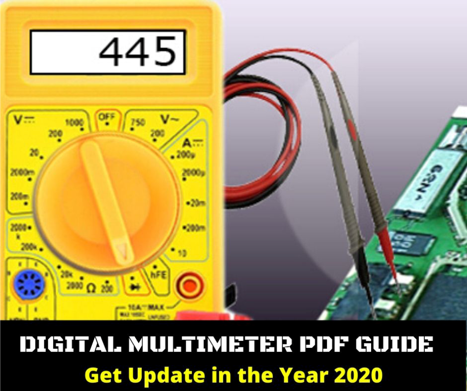 How to use digital Multimeter PDF Books |Quranmualim,digital multimeter pdf, multimeter parts and function pdf, types of multimeter pdf,