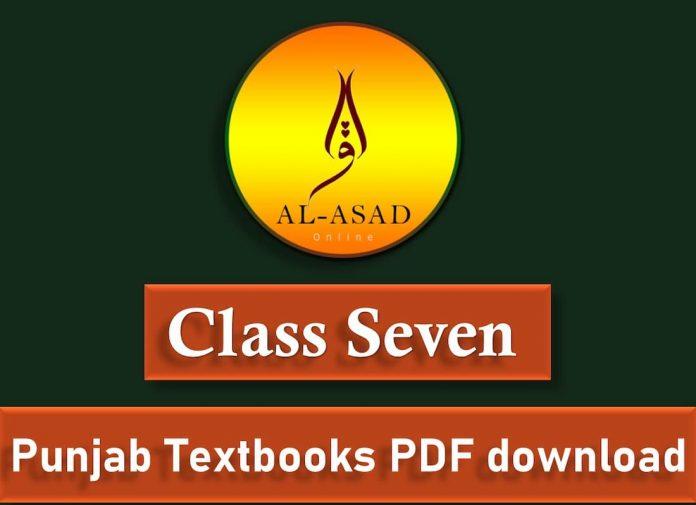 Class 7 Punjab Textbooks free PDF eBooks download, class 7, , class 7 textbook, 7th class books, lesson plan class 7, class 7 maths, english grammar