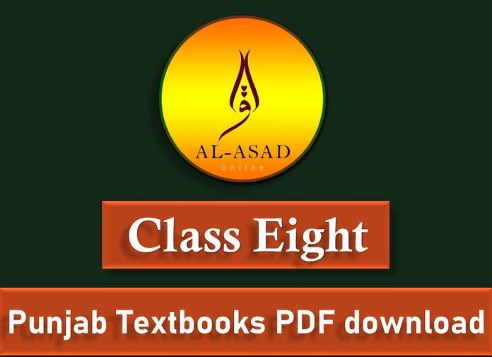 Class 8 Punjab Textbooks free PDF eBooks download, 8th class textbooks, elementary vocabulary, 8th english grammar, teachers guide math 8,, dictionary english to urdu