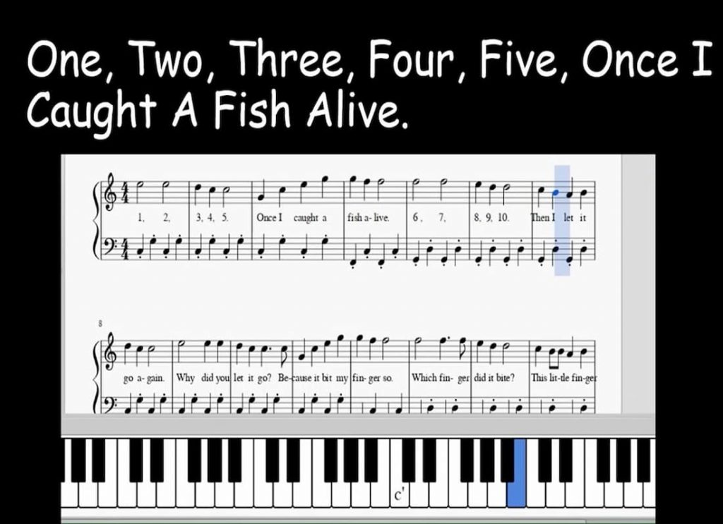 lyrics to 1 2 3 4, one two one two one two, 1 2 3 4 5 once i caught a fish alive, 1-2-3 song, five finger song lyrics, five rhyme, three rhymes, number 3 song, 1 + 2 + 3 + 4, 1,2,3,4 lyrics, three rhyme