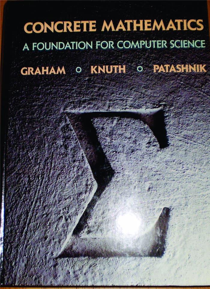 , foundation concrete, concrete mathematics pdf,a.foundation, graham donald, mathematics for computer science.pdf, math computer, graham concrete, concrete mathematics solutions pdf,