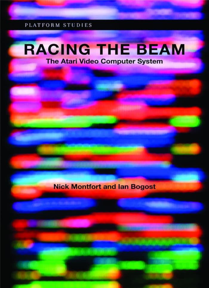 racing the beam pdf, atari racing, platform racing, racing videos, beam video, racer computer, book racing, viedeo beam
